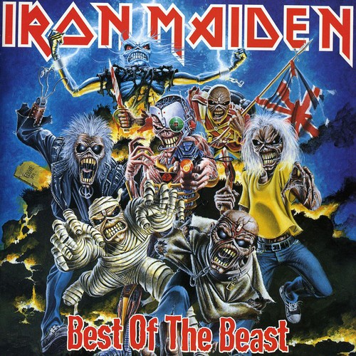 Iron Maiden - Best Of The Beast [Import]