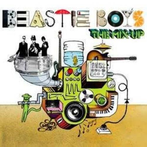 Beastie Boys - Mix-Up (Uk)