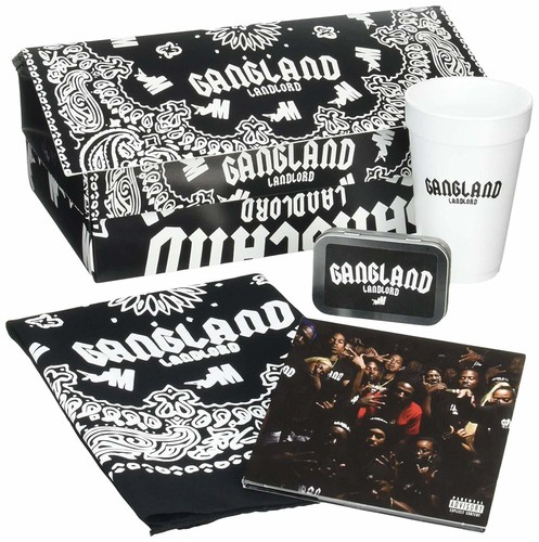 Mozzy - Gangland Landlord (Deluxe Box Set) [Deluxe]