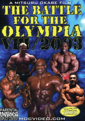 Battle for Olympia 2003 VIII