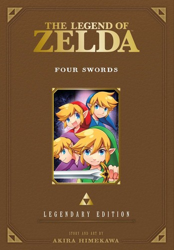 - The Legend of Zelda: Four Swords (Legendary Edition)
