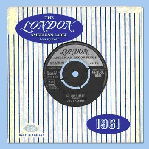 London American Label Year By Year 1961 /  Various [Import]