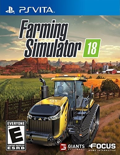 Farming Simulator 18 for PlayStation Vita