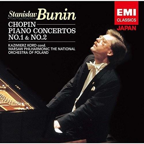 Stanislav Bunin - Chopin: Piano Concertos Nos.1 & 2 (Jpn)