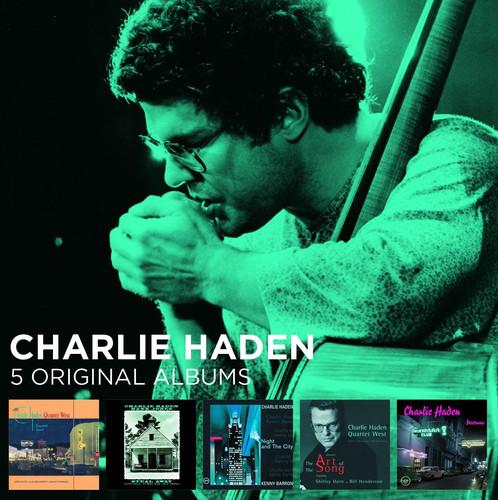 Charlie Haden - 5 Original Albums