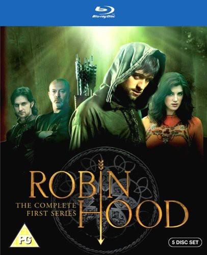 Robin Hood (BBC) Complete Series 1