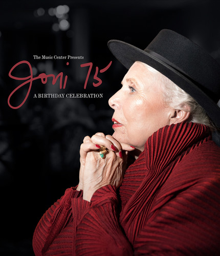 Various Artists - Joni 75: A Joni Mitchell Birthday Celebration [DVD]