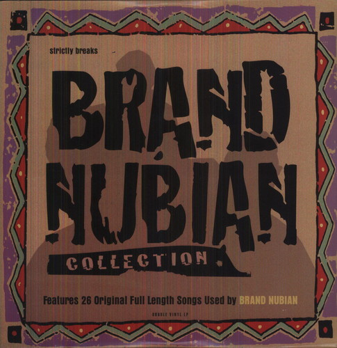 Brand Nubian Collection