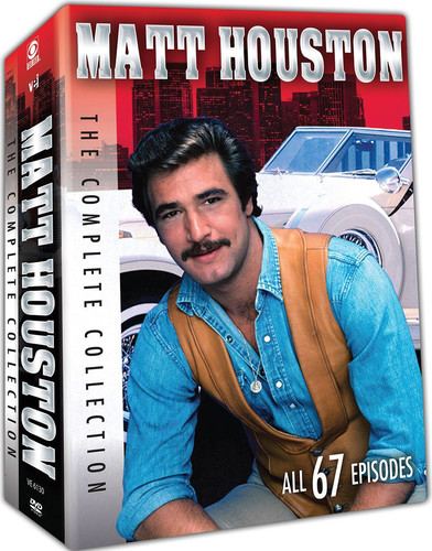 Matt Houston: The Complete Collection