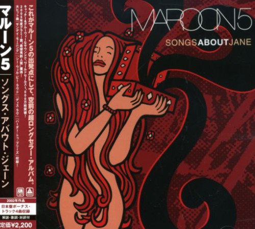 Maroon 5 - Songs About Jane [Import]