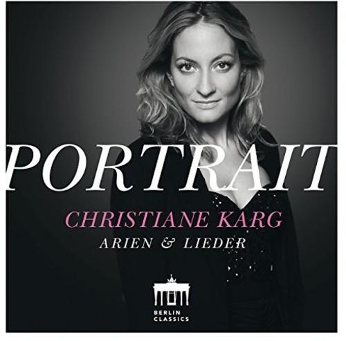 Portrait: Christiane Karg