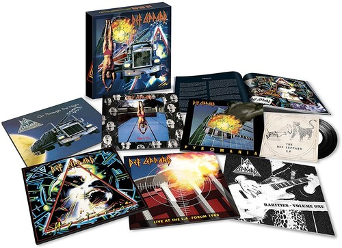 Def Leppard - The Collection: Volume One [LP Box Set]