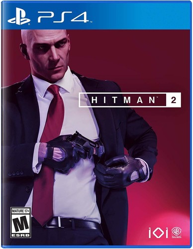 - Hitman 2 for PlayStation 4