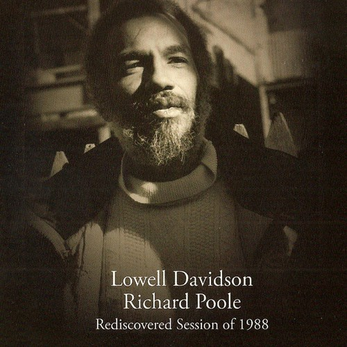 Lowell Davidson - Rediscovered Session of 1988
