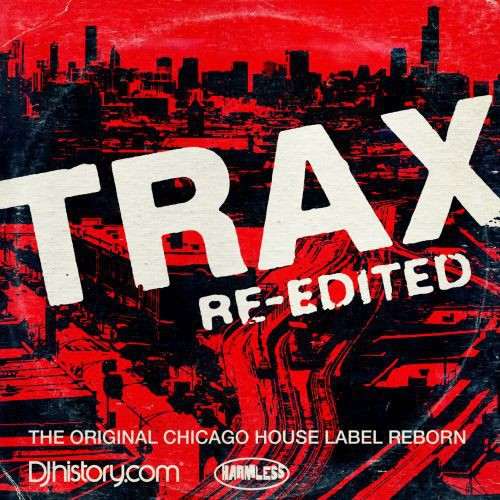 Trax Re-Edited /  Various [Import]