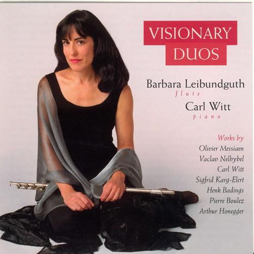 Visionary Duos: Contemp Music Flute & Piano /  Various