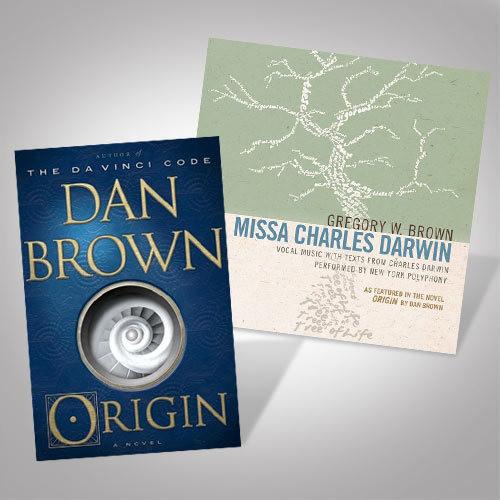 Dan Brown Origin Bundle