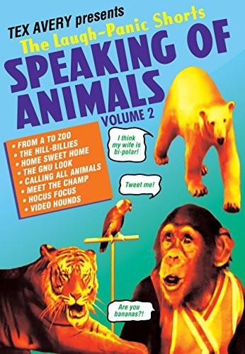 Speaking of Animals: Volume 2