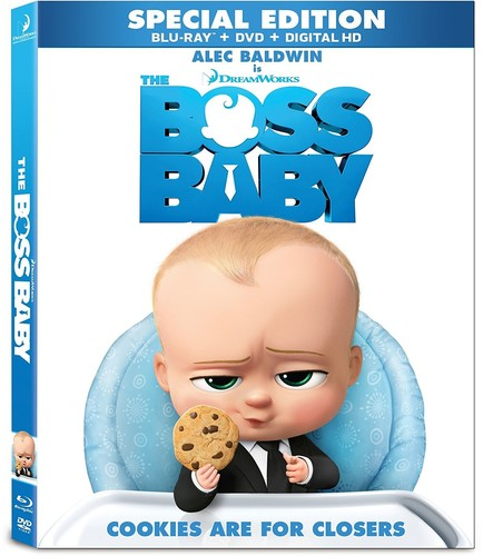 The Boss Baby (Deluxe Edition)