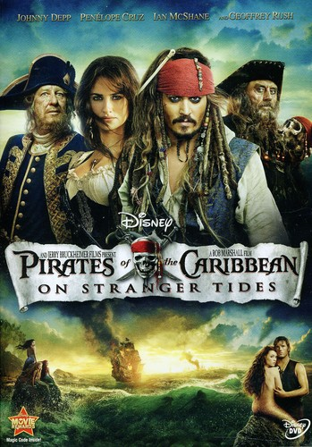 Pirates Of The Caribbean [Movie] - Pirates of the Caribbean: On Stranger Tides
