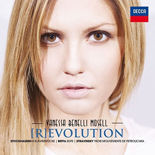Vanessa Benelli Mosell: (R)Evolution