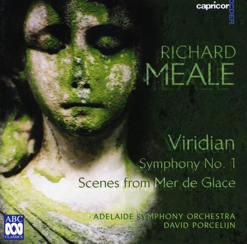 Meale: Sym No 1 /  Mer de Glace /  Viridian