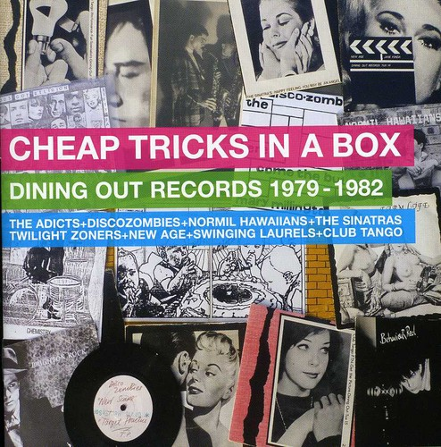 Cheap Tricks in a Box: Dining Out Records 1979-82 [Import]