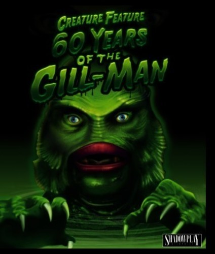 Creature Feature: 60 Years of the Gill-Man