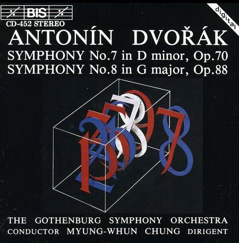 Symphony 7 in D Op70