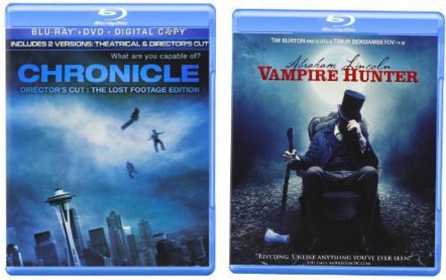 Abraham Lincoln: Vampire Hunter /  Chronicle