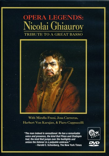 Ghiaurov,nicolai /  Tribute to a Great Basso