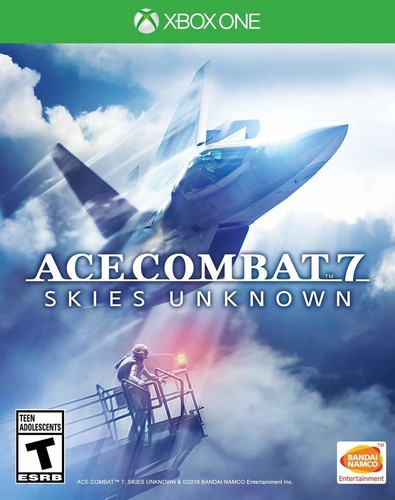 - Ace Combat 7 Skies Unknown