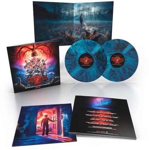 Kyle Dixon & Michael Stein - Stranger Things 2: A Netflix Original Series Soundtrack [Limited Edition Blue/Black Smoke 2LP]
