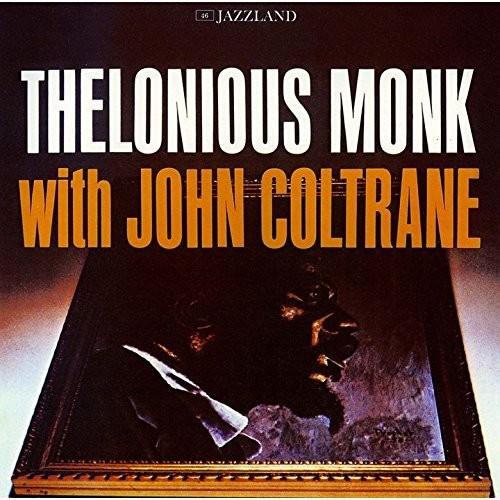 Thelonious Monk - Thelonious Monk With John Coltrane (Shm) (Jpn)