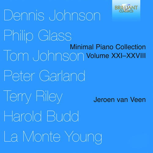 Minimal Piano Collection Xxi-Xxviii