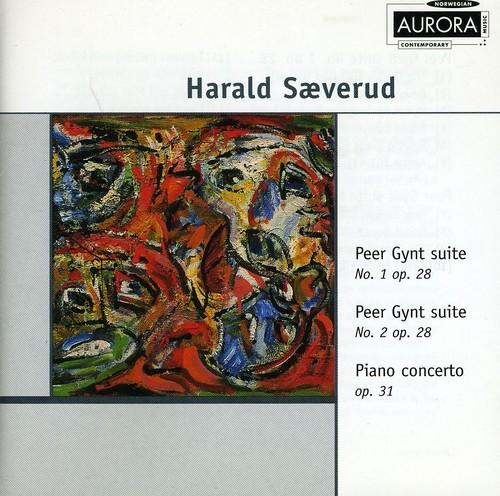 Peer Gynt Suites 1 & 2: Piano Cto Op 31 /  Various