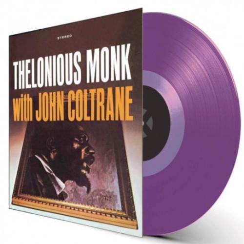 Thelonious Monk - Thelonious Monk With John Coltrane (Colv) (Ogv)