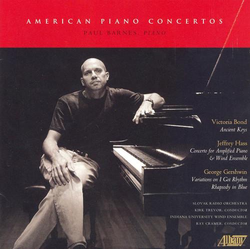 American Piano Concertos
