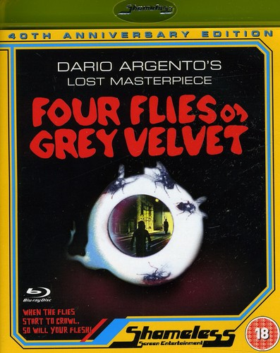 Four Flies on Grey Velvet (Uncut Remastered) (Region Free) [Import]