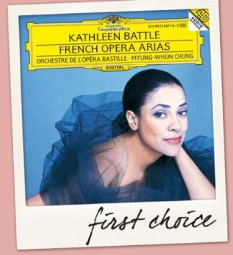 First Choice: French Opera Arias