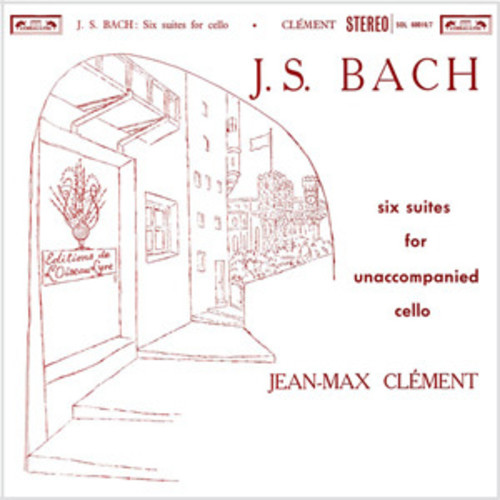 Bach Six Suites For Unaccompanied Cello