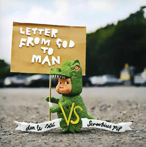 Letter from God to Man [Import]