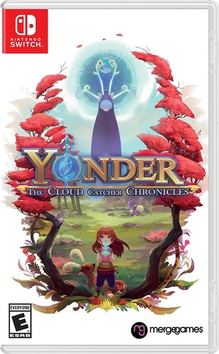 - Yonder the Cloud Catcher Chronicles for Nintendo Switch