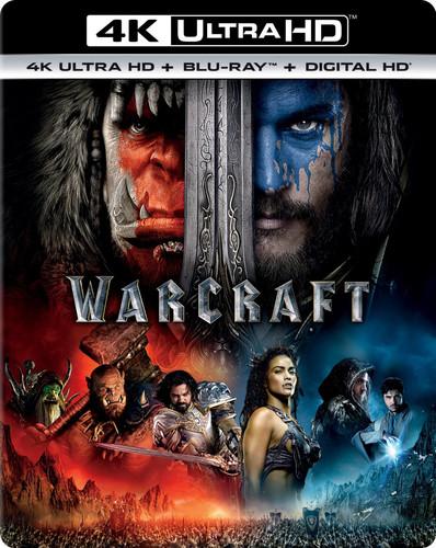 Warcraft [4K Ultra HD Blu-ray/Blu-ray]
