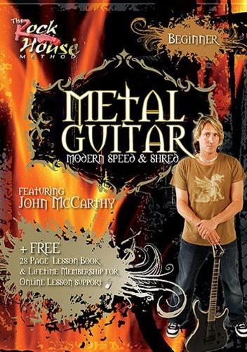 Metal Guitar Modern Speed and Shred: Beginner