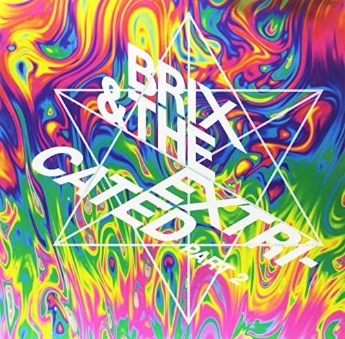 Brix & The Extricated - Part 2 [Indie Exclusive Limited Edition Clear LP]