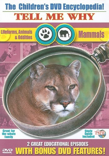 Lifeforms, Animals and Oddities and Mammals