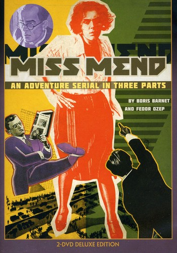 Miss Mend: The Adventure Serial in Three Parts