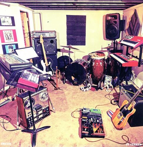 The Elmatic Instrumentals