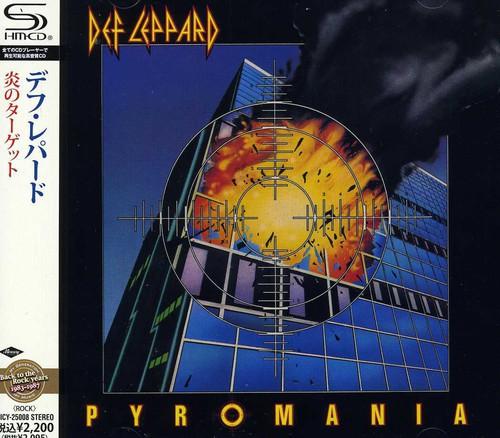 Def Leppard - Pyromania [Import]